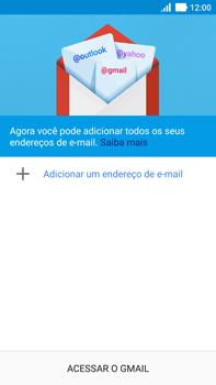 Como configurar seu celular para receber e enviar e-mails - Asus ZenFone 3 - Passo 6