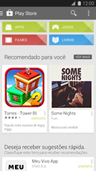 Como baixar aplicativos - Samsung Galaxy S5 - Passo 4