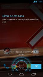 Como ativar seu aparelho - Motorola Moto X (1ª Geração) - Passo 9