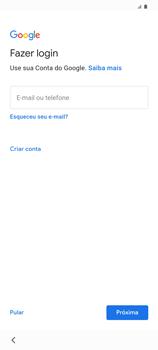 Como ativar seu aparelho - Samsung Galaxy S20 Plus 5G - Passo 8