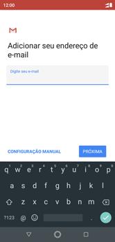 Como configurar seu celular para receber e enviar e-mails - Motorola One - Passo 9