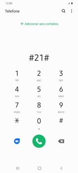 O celular não recebe chamadas - Samsung Galaxy S20 Plus 5G - Passo 13
