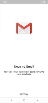 Como configurar seu celular para receber e enviar e-mails - Samsung Galaxy A50 - Passo 5