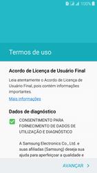 Como configurar pela primeira vez - Samsung Galaxy J3 Duos - Passo 7
