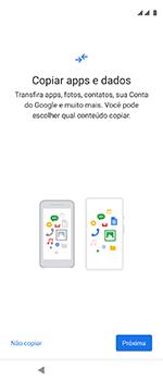 Como configurar pela primeira vez - Motorola One Vision - Passo 10