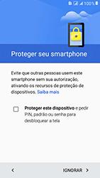 Como configurar pela primeira vez - Samsung Galaxy J2 Prime - Passo 14