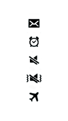 Explicação dos ícones - Samsung Galaxy J2 Duos - Passo 16