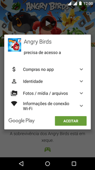 Como baixar aplicativos - Motorola Moto X Play - Passo 17