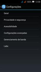 Como configurar a internet do seu aparelho (APN) - Huawei Y3 - Passo 23