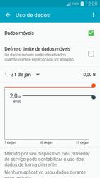 Como configurar a internet do seu aparelho (APN) - Samsung Galaxy A5 - Passo 4