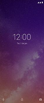 Como reiniciar o aparelho - Motorola One Vision - Passo 6