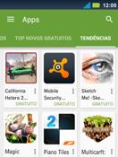 Como baixar aplicativos - Motorola Master - Passo 12