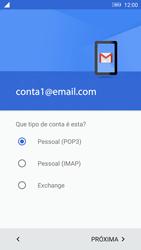 Como configurar seu celular para receber e enviar e-mails - Lenovo Vibe K6 - Passo 11