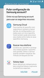 Como configurar pela primeira vez - Samsung Galaxy J2 Prime - Passo 18