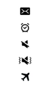 Explicação dos ícones - Samsung Galaxy J7 - Passo 18