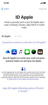 Como ativar seu aparelho - Apple iPhone X - Passo 15