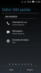 Como configurar pela primeira vez - Huawei Y3 - Passo 7