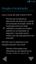Como configurar pela primeira vez - Huawei Ascend G510 - Passo 6