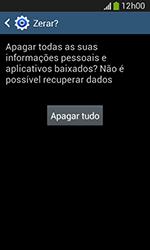 Como restaurar as configurações originais do seu aparelho - Samsung Galaxy Grand Neo - Passo 8