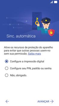 Como configurar pela primeira vez - Asus ZenFone 3 - Passo 13