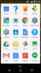 Como configurar uma rede Wi-Fi - Motorola Moto E (2ª Geração) - Passo 2
