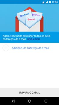 Como configurar seu celular para receber e enviar e-mails - Motorola Moto X Play - Passo 6
