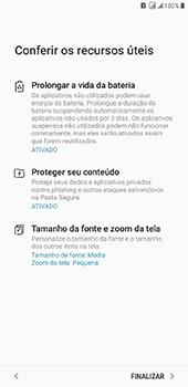 Como ativar seu aparelho - Samsung Galaxy J8 - Passo 20