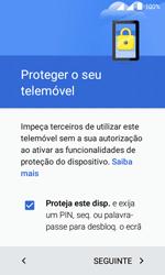 Como configurar pela primeira vez - Alcatel Pixi 4 - Passo 15