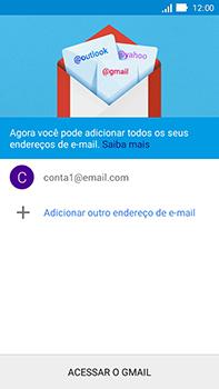 Como configurar seu celular para receber e enviar e-mails - Asus ZenFone Go - Passo 28