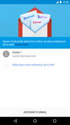 Como configurar seu celular para receber e enviar e-mails - LG Google Nexus 5X - Passo 27