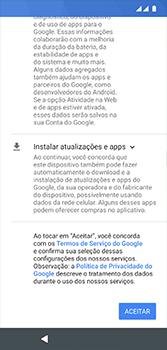 Como configurar pela primeira vez - Motorola Moto G7 - Passo 13
