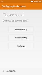Como configurar seu celular para receber e enviar e-mails - Lenovo Vibe K5 - Passo 7