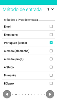 Como configurar pela primeira vez - Asus ZenFone Go - Passo 6