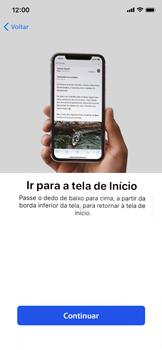 Como ativar seu aparelho - Apple iPhone XR - Passo 31