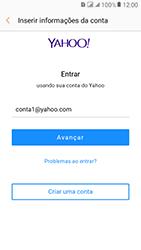 Como configurar seu celular para receber e enviar e-mails - Samsung Galaxy J2 Prime - Passo 7
