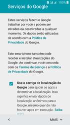 Como configurar pela primeira vez - Samsung Galaxy J5 - Passo 12