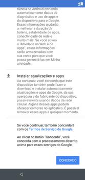 Como ativar seu aparelho - Motorola One - Passo 17