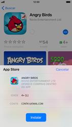 Como baixar aplicativos - Apple iPhone 6 - Passo 13