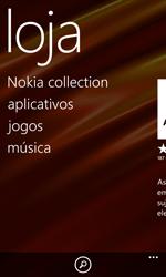 Como baixar aplicativos - Nokia Lumia 920 - Passo 4