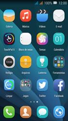 Como configurar seu celular para receber e enviar e-mails - Huawei Y3 - Passo 3