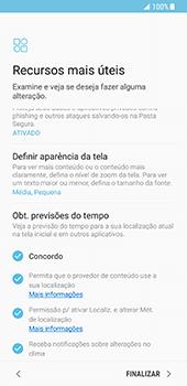Como ativar seu aparelho - Samsung Galaxy S8 - Passo 16