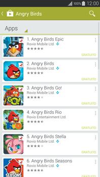 Como baixar aplicativos - Samsung Galaxy Note - Passo 16