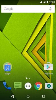 Como configurar seu celular para receber e enviar e-mails - Motorola Moto X Play - Passo 2