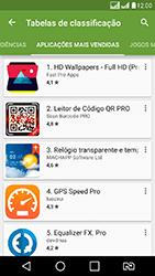 Como baixar aplicativos - LG K8 - Passo 11