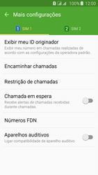 Como bloquear chamadas de um número específico - Samsung Galaxy J5 - Passo 7