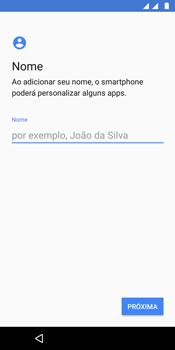Como ativar seu aparelho - Motorola Moto G6 Play - Passo 13