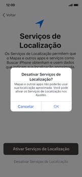 Como ativar seu aparelho - Apple iPhone X - Passo 22