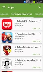 Como baixar aplicativos - Samsung Galaxy Win - Passo 11