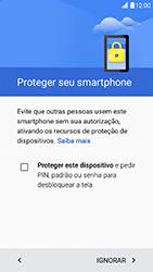 Como ativar seu aparelho - LG X Power - Passo 14