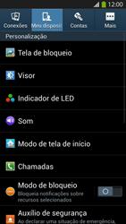 Como bloquear chamadas de um número específico - Samsung Galaxy S IV - Passo 5